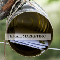 Email Marketing - Create awesome newsletters that reach your audience right in their inbox.