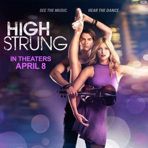 Influencer Campaign for High Strung Movie