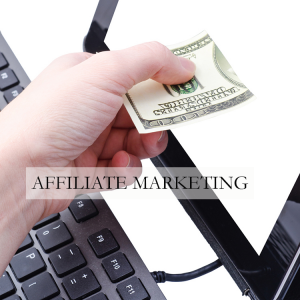 Affiliate Marketing - Program Management and Affiliate Sales Building