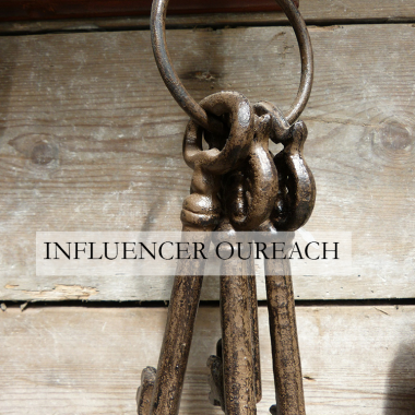 Influencer Outreach for word of mouth marketing with bloggers and websites that matter.