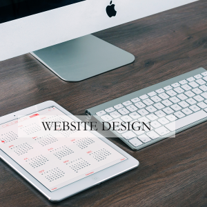 Website Design for responsive, easy-to-navigate sites