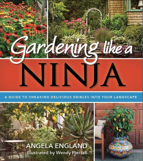 Cedar Fort Publishing and Media is pleased to announce the release of Gardening Like a Ninja by Angela England.